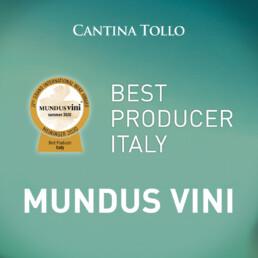 Miglior cantina italiana